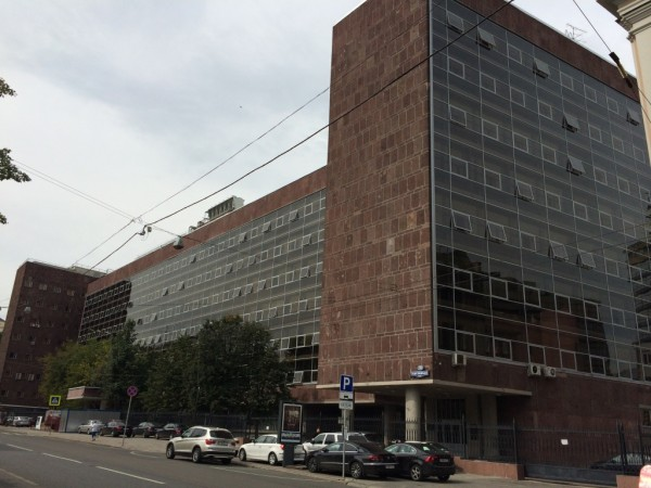 Modern Building Le Corbusie
