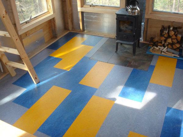 best-design-linoleum-flooring