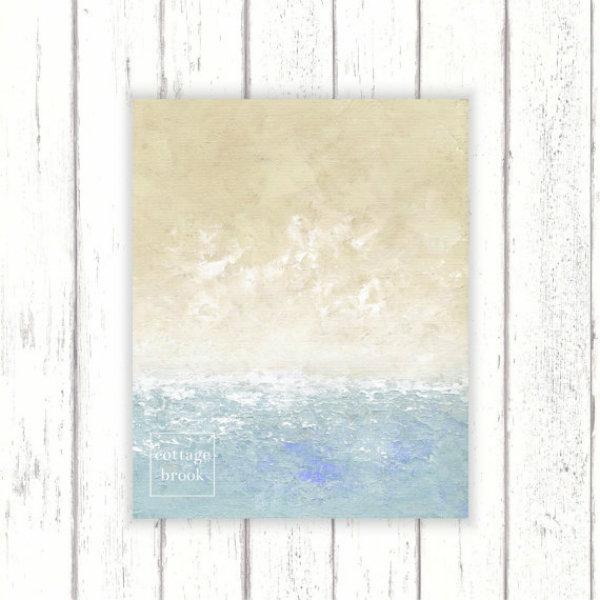 abstraction_sea_print