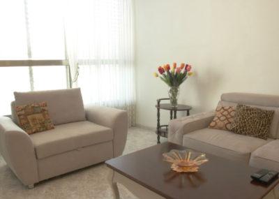 Rishon Lezion Apartment -Salon