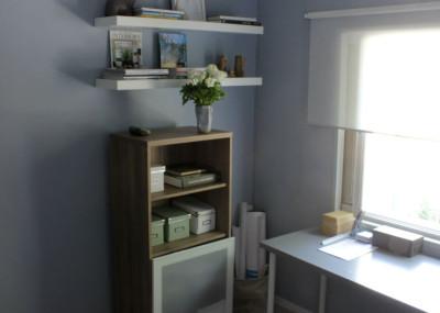 תכנון ועיצוב חדר עבודה