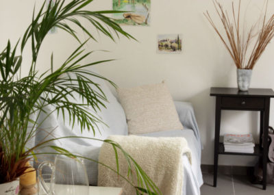 A planning and styling for the tiny apartment